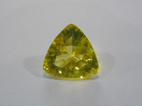 11.10ct Quartz (Green Gold)