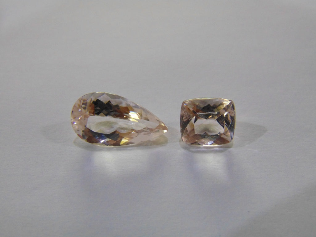 7.40ct Morganite
