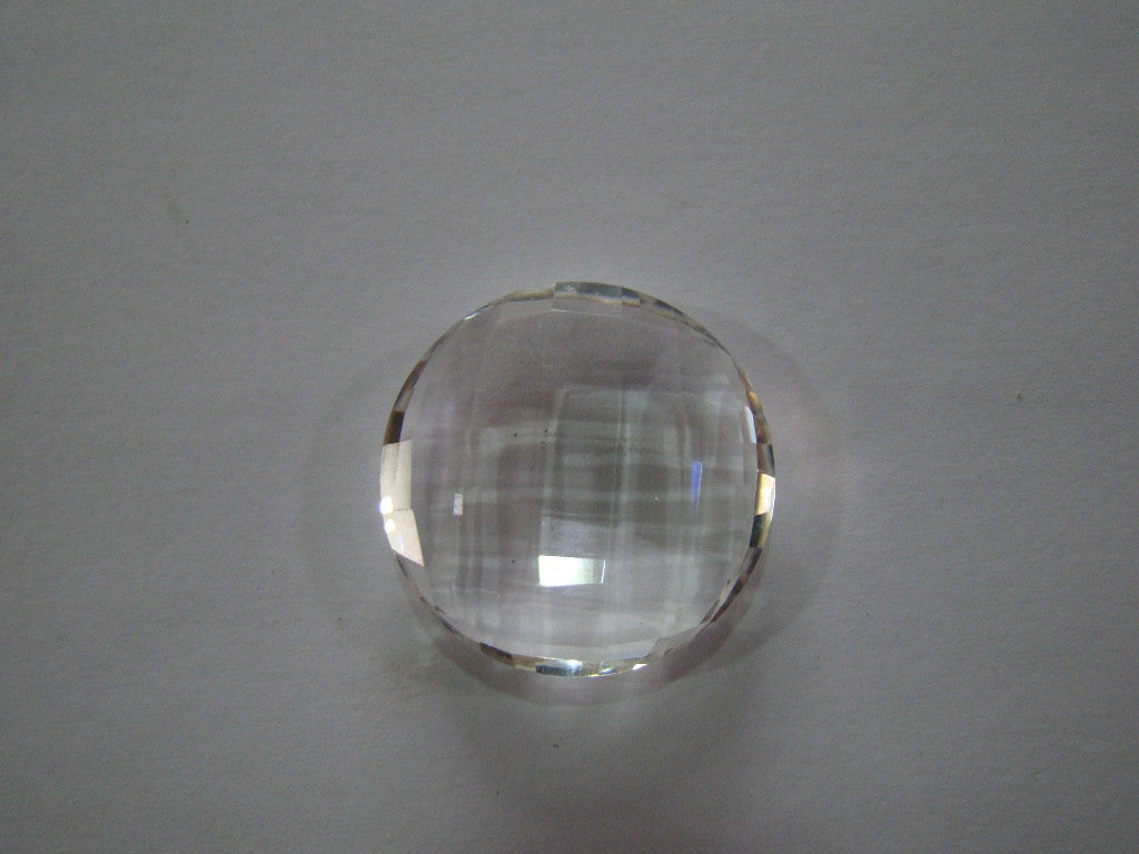 36.75ct Quartz (Crystal)