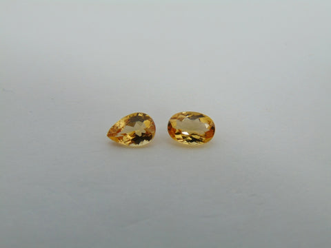 1.85cts Imperial Topaz
