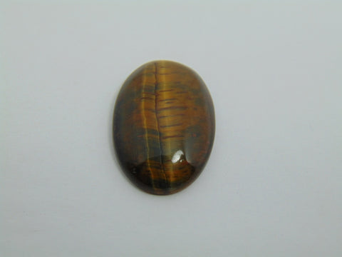 28.10cts Quartz (Tiger Eye)