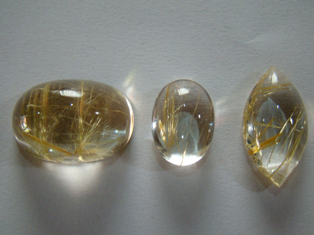 80ct Rutile (Golden)