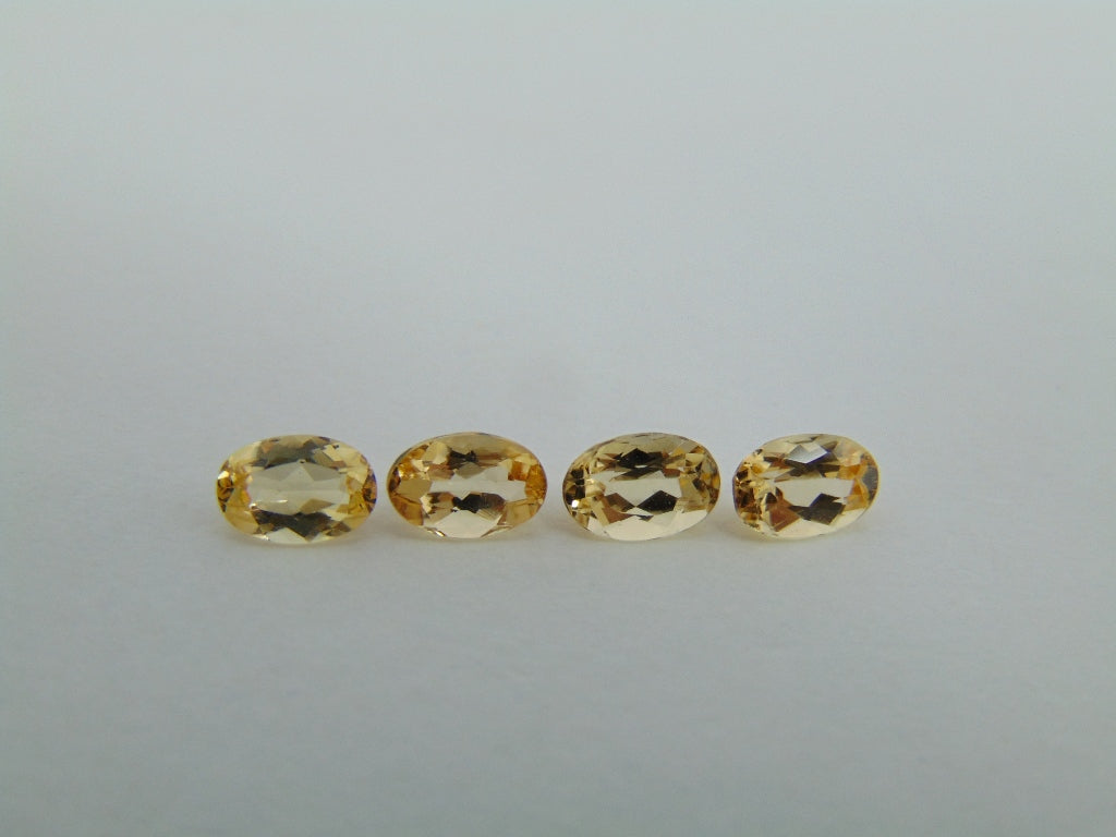 2cts Imperial Topaz (Calibrated)