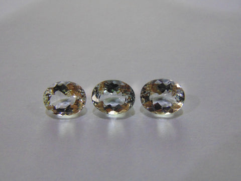 10.20ct Aquamarine (Pairs)