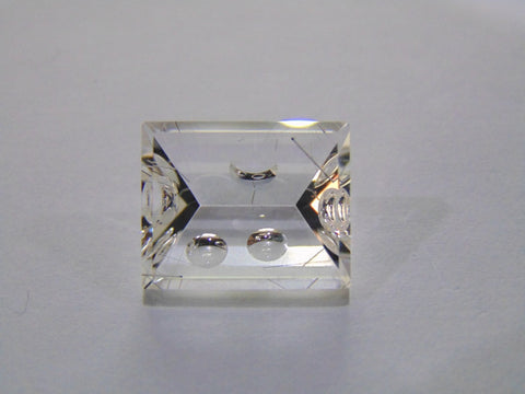 11ct Quartz Graphite (Bubble)