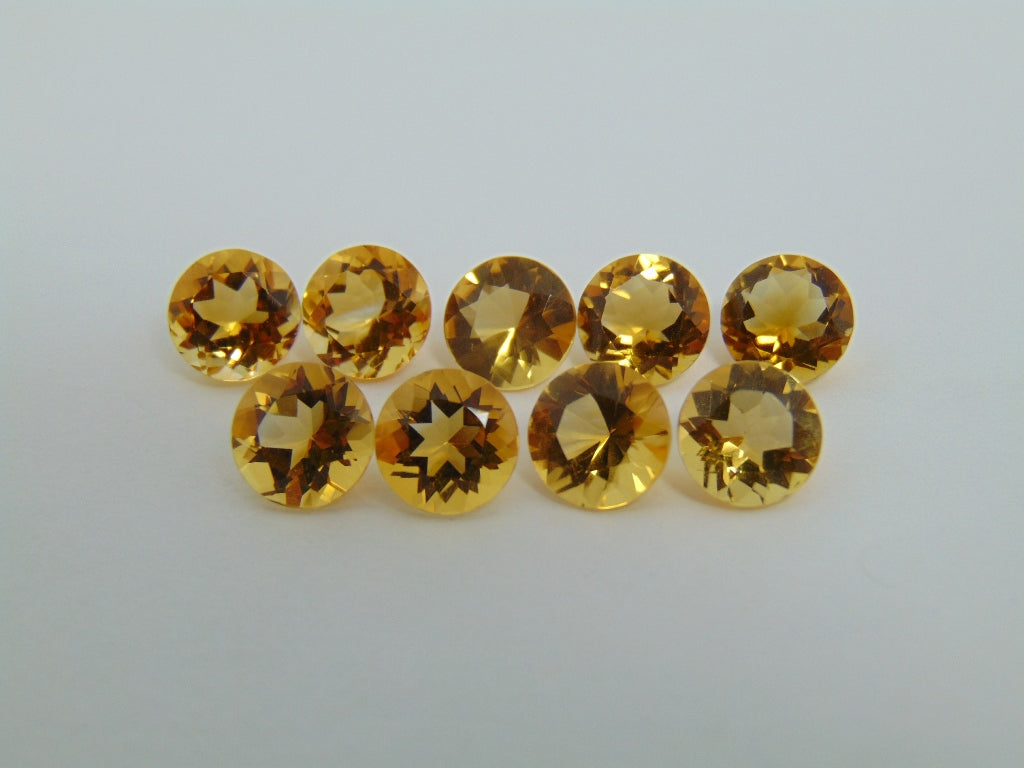 15.30cts Citrine (Calibrated)