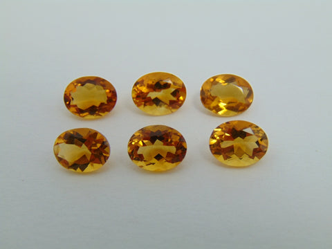 10cts Citrine (Calibrated)