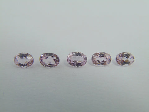 5.40cts Kunzite (Calibrated)