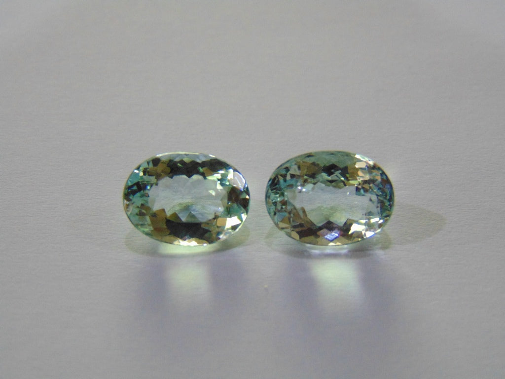 7.50ct Aquamarine (Pair)