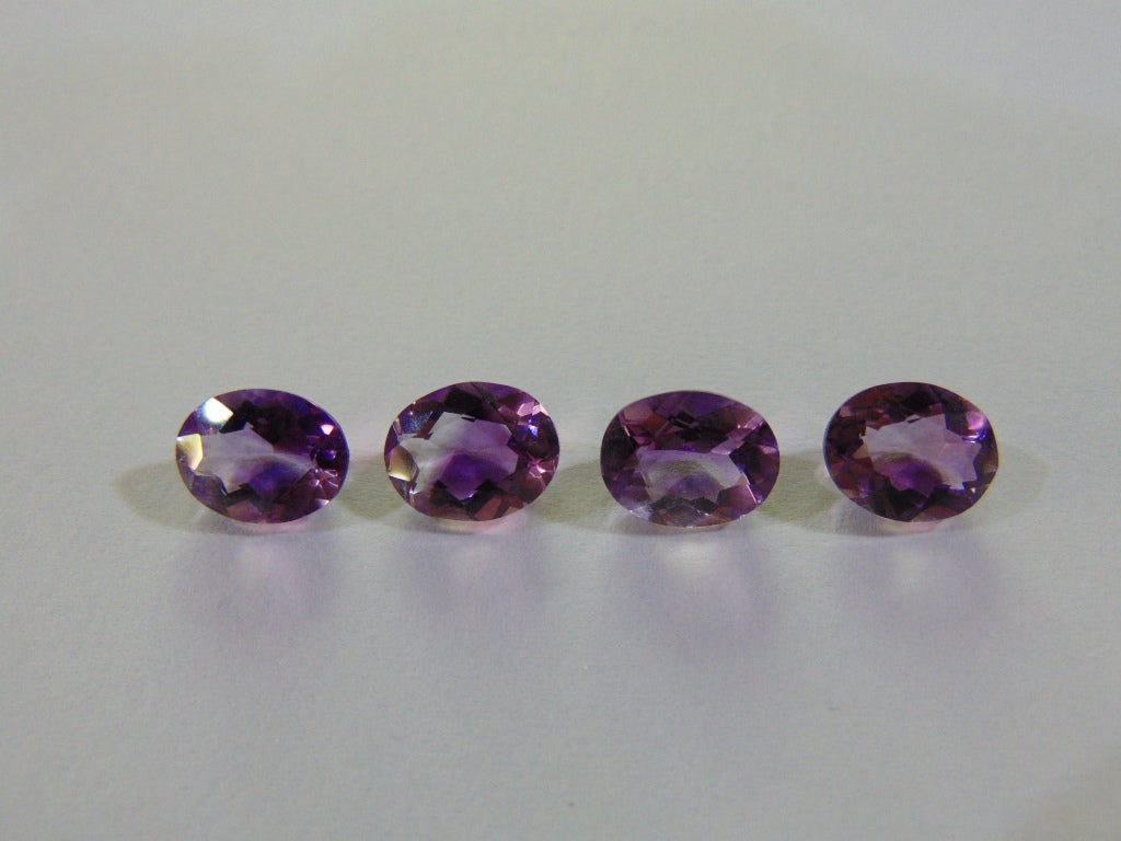 11.50ct Amethyst Calibrated (Pairs)