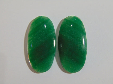 150ct Amazonite Pair