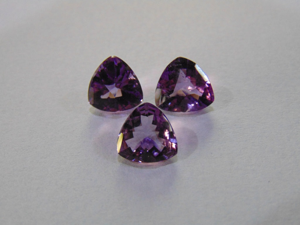 7.30ct Amethyst (Set)