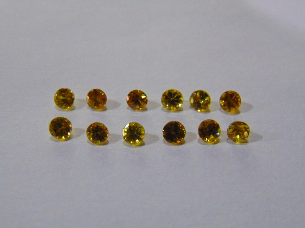 1.70ct Sphene