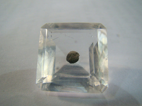 39.20ct Quartz (Pyrite)