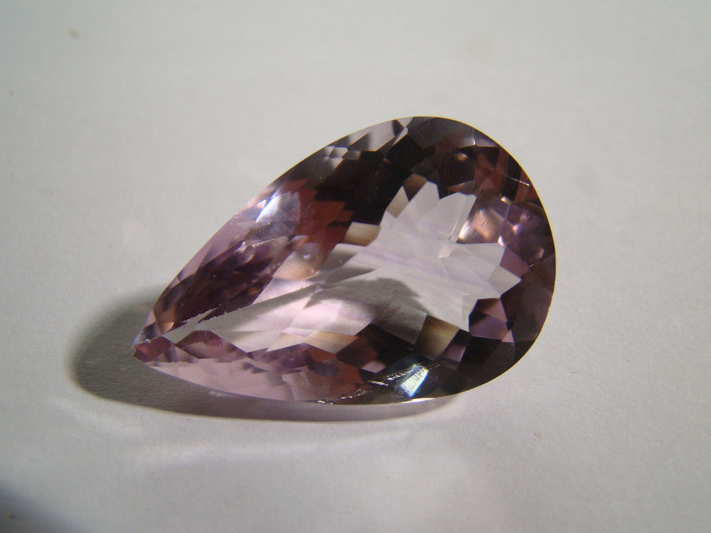 37.57ct Amethyst Clean (Rose de France)