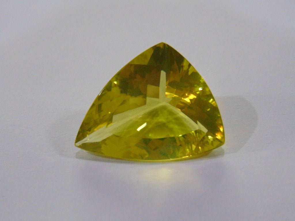 32.50ct Quartz (Green Gold)