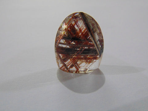 21.70ct Rutile (Red)