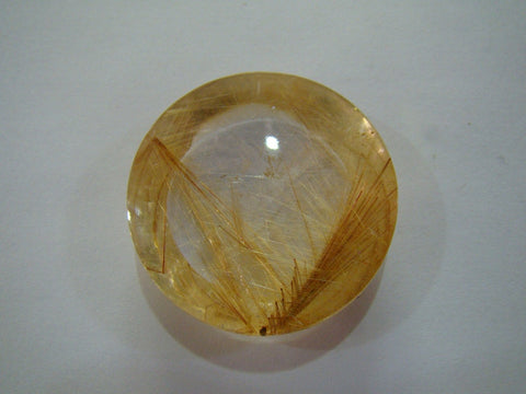 118ct Rutile (Golden)