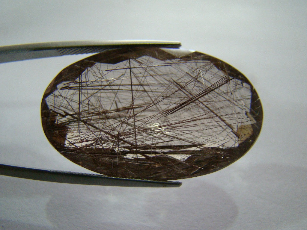 49ct Rutile (Smoky)
