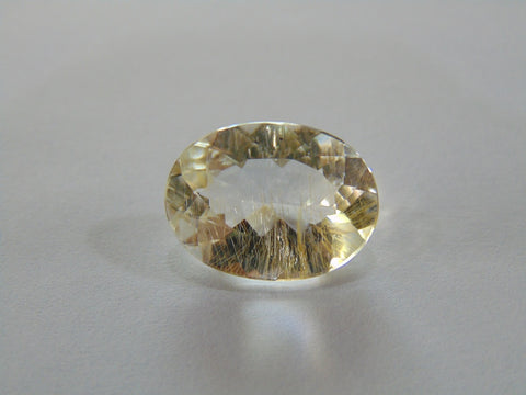 13.50ct Topaz with Rutile