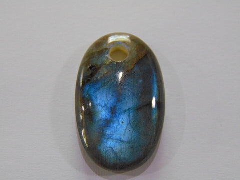 39.20ct Quartz (Labradorite)