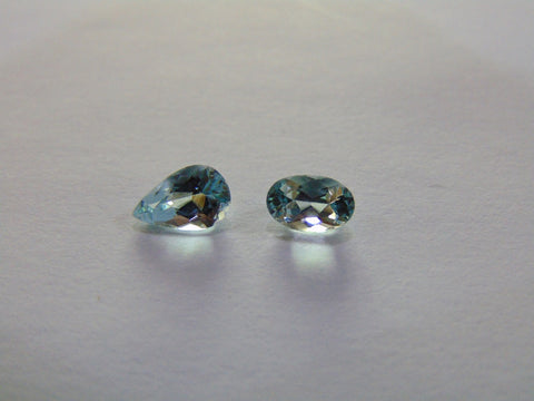 1.42ct Aquamarine