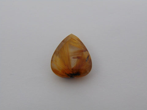 14.80cts Rutile (Golden)