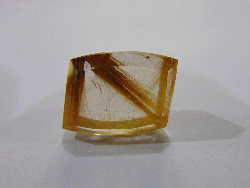 37ct Rutile (Golden)