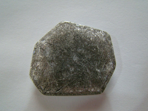 126ct Quartz (Graphite) Grey