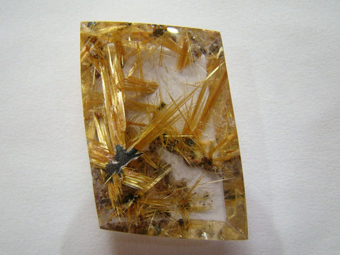 105ct Rutile (Golden)
