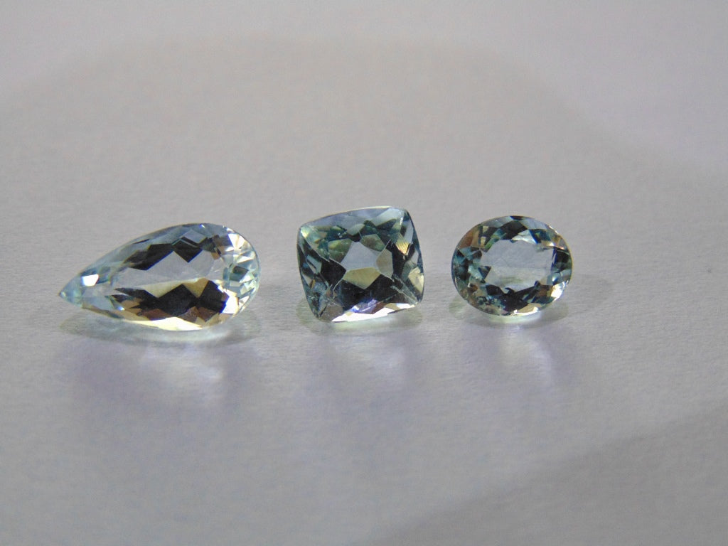 4.50ct Aquamarine