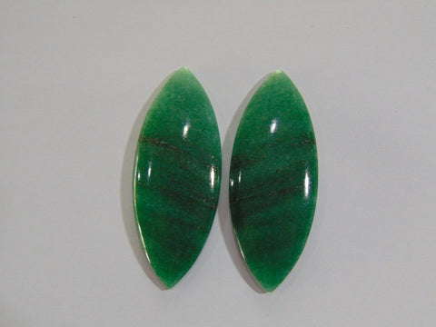 100ct Amazonite (Pair)