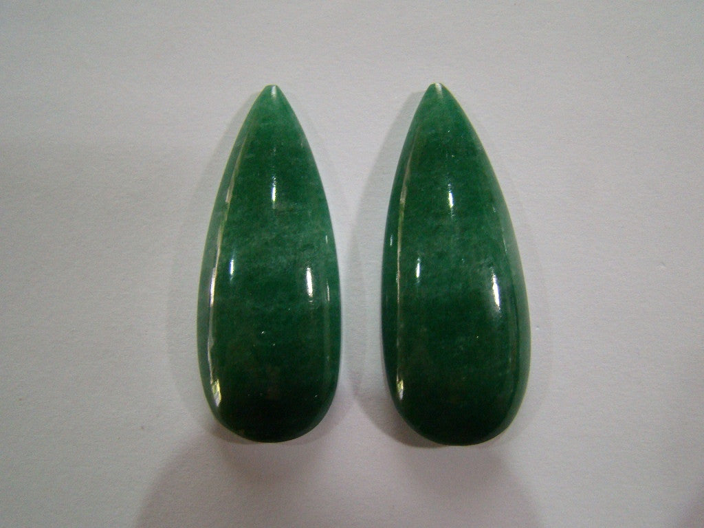 76.50ct Amazonite (Pair)