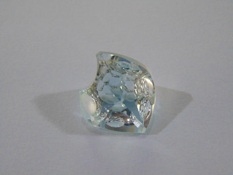 25.90ct Blue Topaz (Natural Color) (With Bubbles)