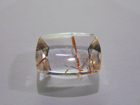 19.70ct Rutile (Red)
