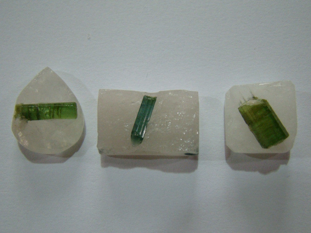 74ct Tourmaline In Matrix