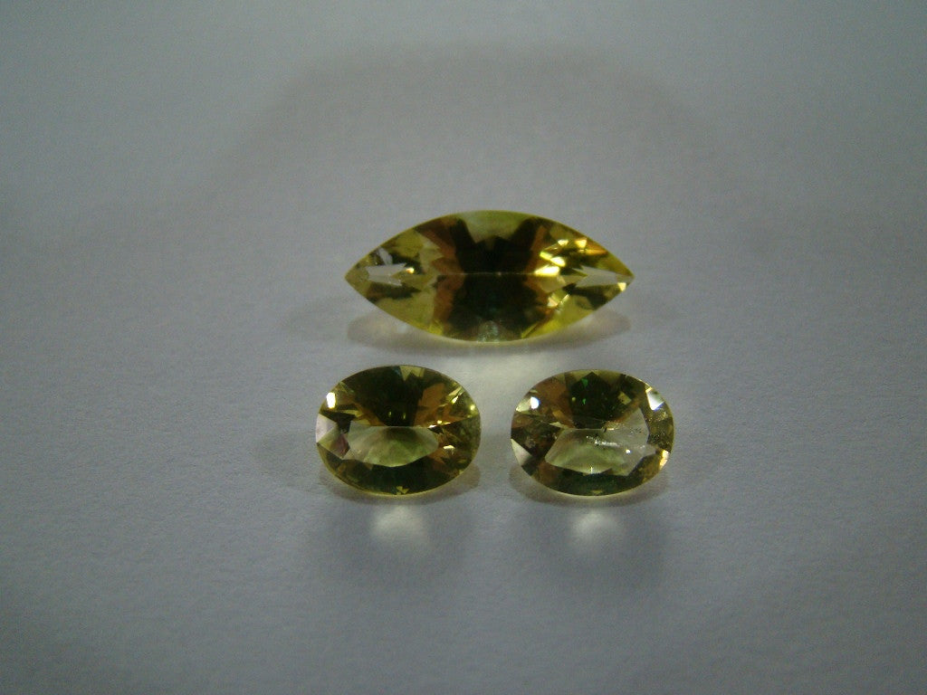 7ct Green Gold (Set)
