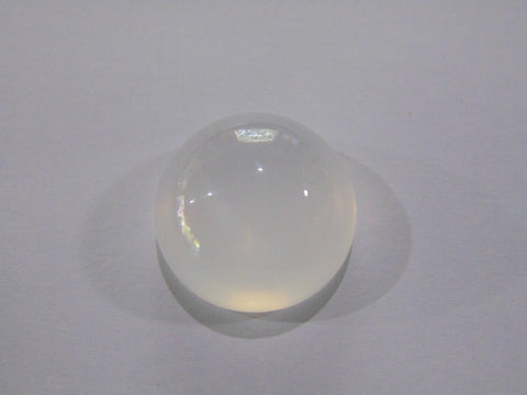 84.50ct Quartz (White) Cabochon