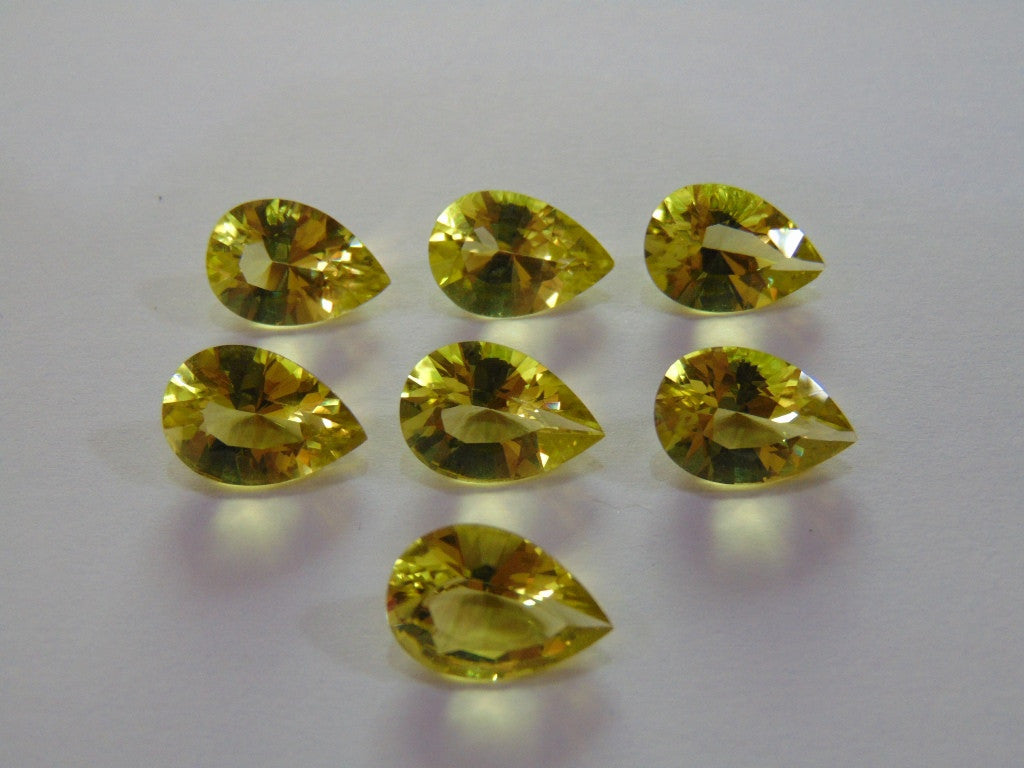 31.50ct Quartz Green Gold (Calibrated)