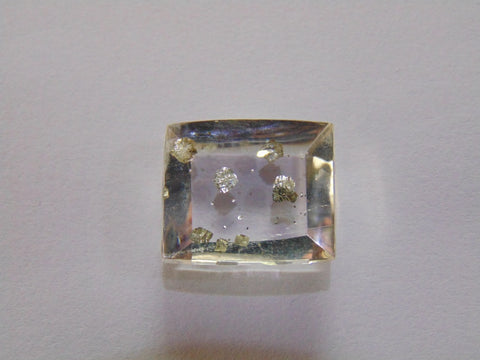 22.10ct Quartz (Pyrite)