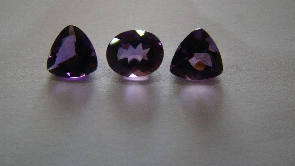 6.80ct Amethyst (Set)
