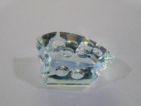 37.40ct Blue Topaz (Natural Color)