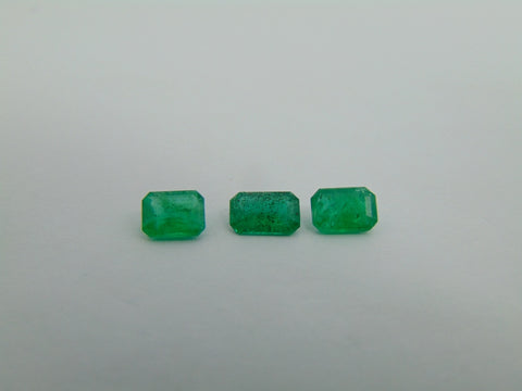 1.55cts Emerald