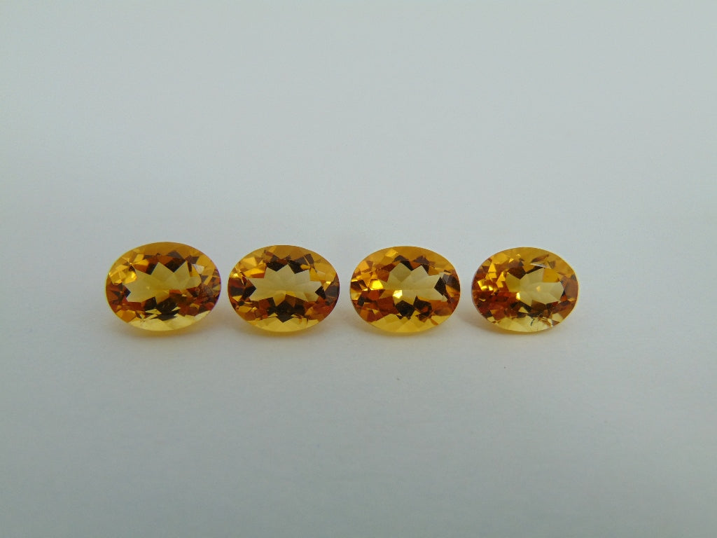 7.05cts Citrine (Calibrated)