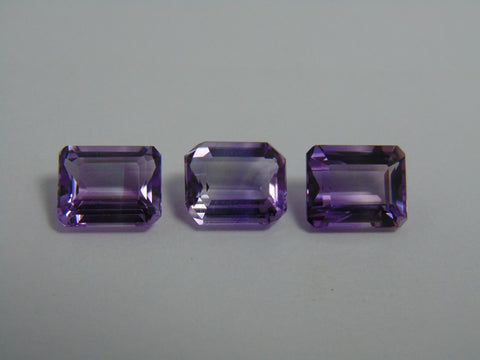 13.50cts Amethyst (Bicolor) Calibrated