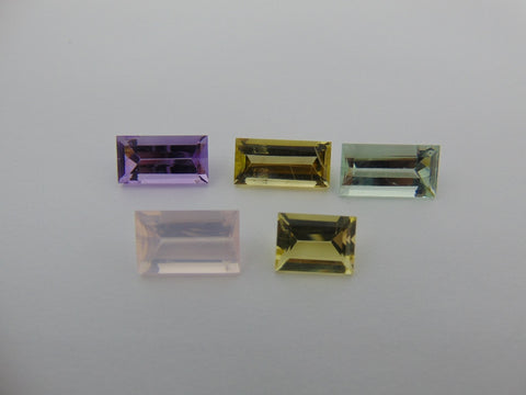 31.30cts Quartz (Colors)