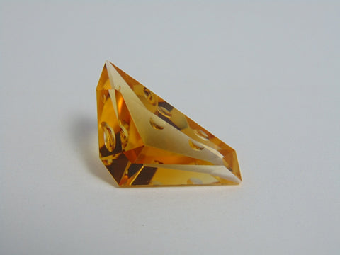 16.20cts Citrine (With Bubbles)