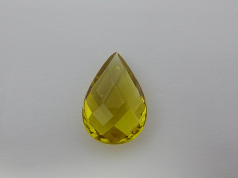 16.80cts Quartz (Green Gold)