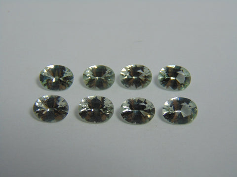 10.10cts Prasiolite (Calibrated)