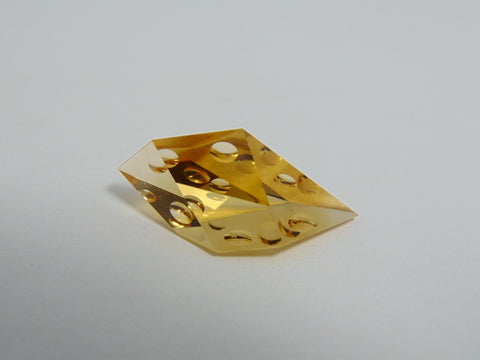 18.10cts Citrine (With Bubbles)